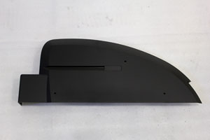 Cover Console Mast Left Outside ABS 75140 Afg 2-0AT