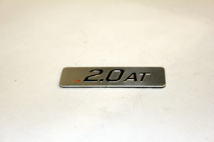 Sticker AL 2.0ATSqyare TM329 Afg 2-0AT