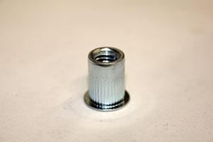 Insert Nut Brass ALS7-616-150 0.02-0.15  Afg 2-0AT